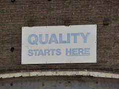 Ford - Quality Starts Here